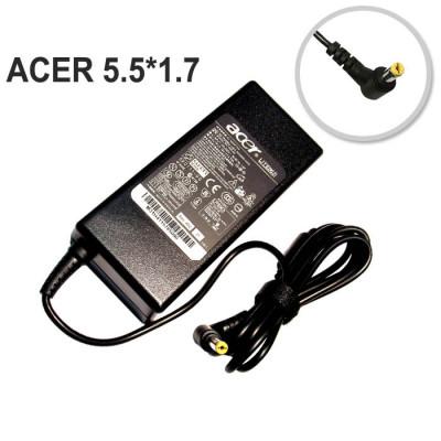 Зарядное устройство для ноутбука Acer 19v - 4.74a  - 90 ватт.