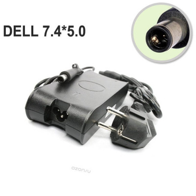 Блок питания Dell (7.4*5.0) 19.5V 4.62A